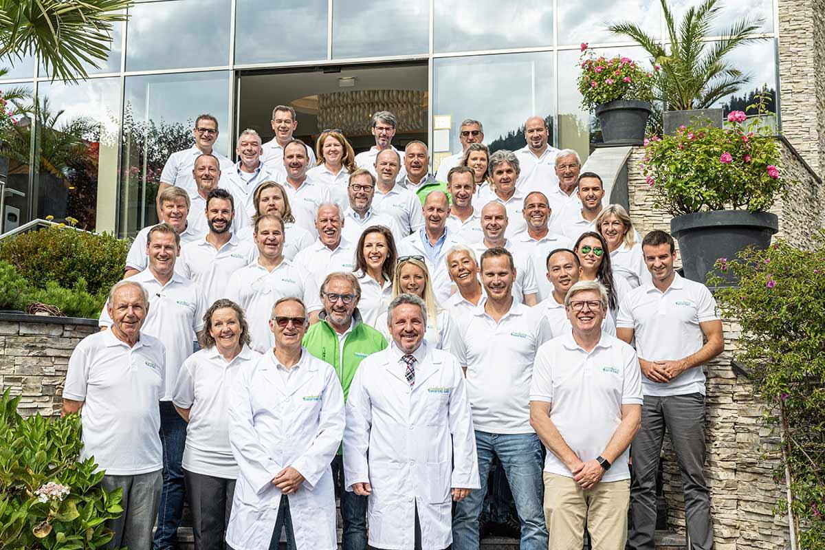 Das medeco cleantec Team
