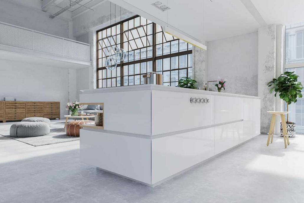 Green Cleaning Concept Huishouden